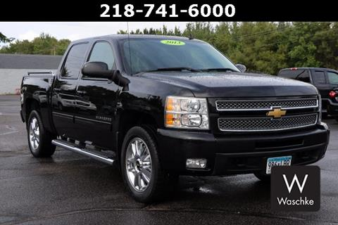 2013 Chevrolet Silverado 1500 for sale in Virginia MN