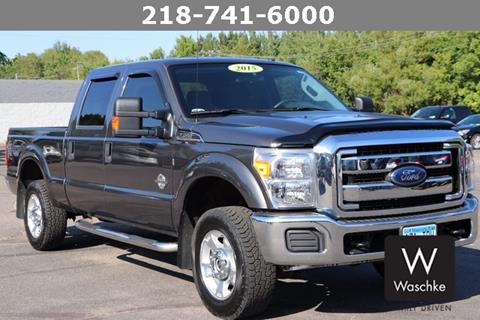 2015 Ford F-250 Super Duty for sale in Virginia MN