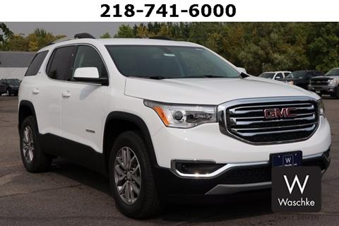 2018 GMC Acadia for sale in Virginia, MN