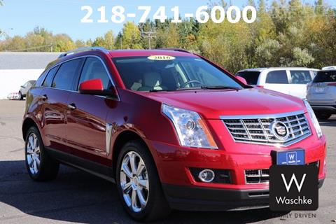2016 Cadillac SRX for sale in Virginia MN
