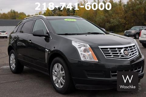 2015 Cadillac SRX for sale in Virginia MN