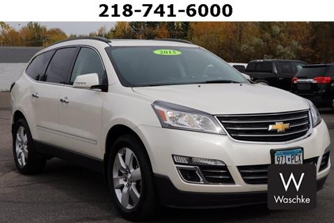 2015 Chevrolet Traverse for sale in Virginia MN