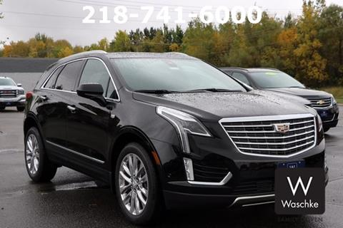 2018 Cadillac XT5 for sale in Virginia, MN