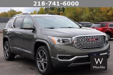 2018 GMC Acadia for sale in Virginia, MN