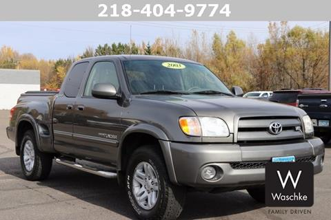 2003 Toyota Tundra for sale in Virginia MN