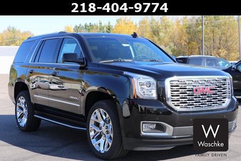 2018 GMC Yukon for sale in Virginia, MN