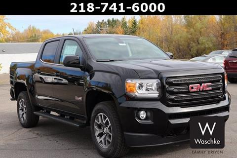 2018 GMC Canyon for sale in Virginia MN