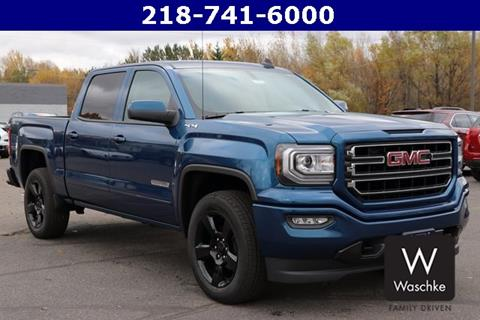 2018 GMC Sierra 1500 for sale in Virginia MN