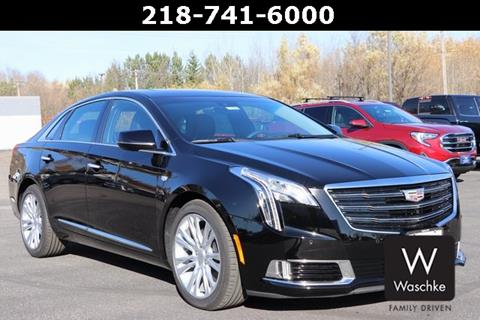 2018 Cadillac XTS for sale in Virginia, MN