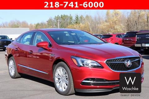 2018 Buick LaCrosse for sale in Virginia, MN