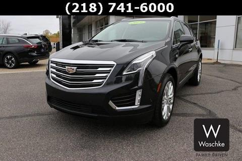 2019 Cadillac XT5 for sale in Virginia, MN