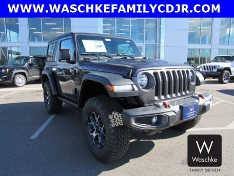 2020 Jeep Wrangler for sale in Virginia, MN