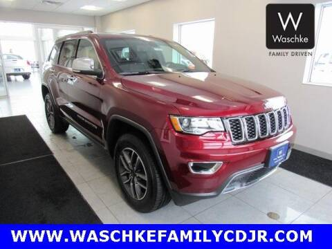 2020 Jeep Grand Cherokee Limited for sale at KEN WASCHKE AUTO PLAZA in Virginia MN