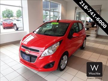2015 Chevrolet Spark for sale in Virginia, MN