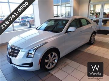 2016 Cadillac ATS for sale in Virginia, MN