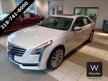 2017 Cadillac CT6 for sale in Virginia, MN