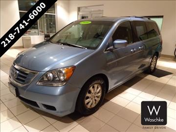 2010 Honda Odyssey for sale in Virginia, MN