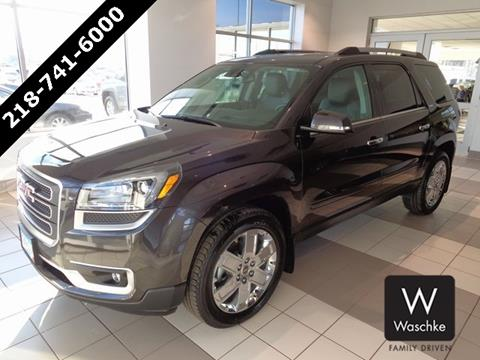 2017 GMC Acadia Limited for sale in Virginia, MN