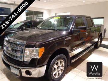 2013 Ford F-150 for sale in Virginia, MN