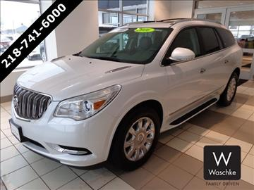 2016 Buick Enclave for sale in Virginia, MN