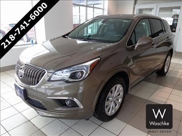 2017 Buick Envision for sale in Virginia, MN