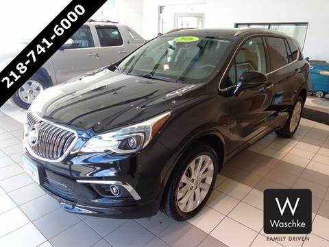 2016 Buick Envision for sale in Virginia, MN