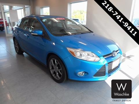 2013 Ford Focus for sale in Virginia, MN