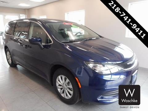 2017 Chrysler Pacifica for sale in Virginia, MN