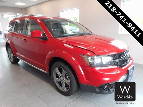 2017 Dodge Journey for sale in Virginia MN