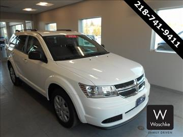 2016 Dodge Journey for sale in Virginia, MN