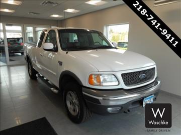 2003 Ford F-150 for sale in Virginia, MN