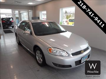 2010 Chevrolet Impala for sale in Virginia, MN
