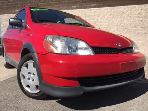 2001 Toyota ECHO for sale in West Pittsburg, PA