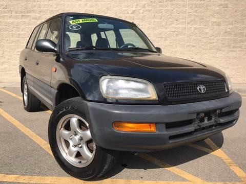 1997 Toyota RAV4 for sale in West Pittsburg, PA