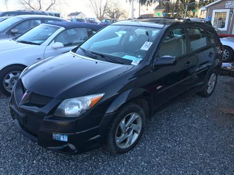 2003 Pontiac Vibe for sale in West Pittsburg, PA