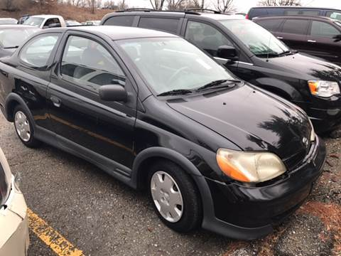2002 Toyota ECHO for sale at Trocci's Auto Sales in West Pittsburg PA