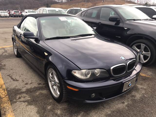 Bmw Series Ci Dr Convertible In West Pittsburg PA - 2004 bmw convertible