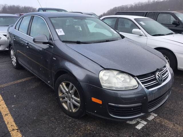 2007 Volkswagen Jetta for sale at Trocci's Auto Sales in West Pittsburg PA