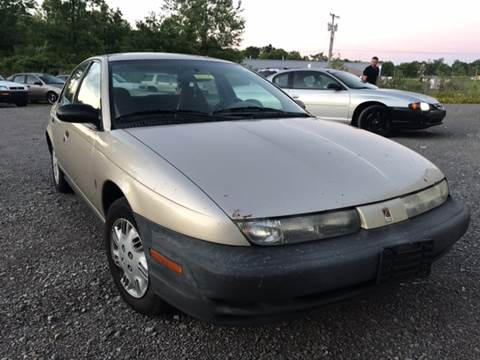 1999 Saturn S-Series for sale at Trocci's Auto Sales in West Pittsburg PA