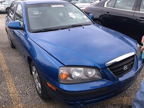 2006 Hyundai Elantra for sale at Trocci's Auto Sales in West Pittsburg PA