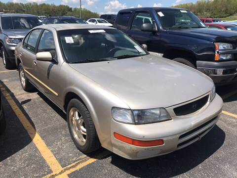 1996 Nissan Maxima for sale at Trocci's Auto Sales in West Pittsburg PA