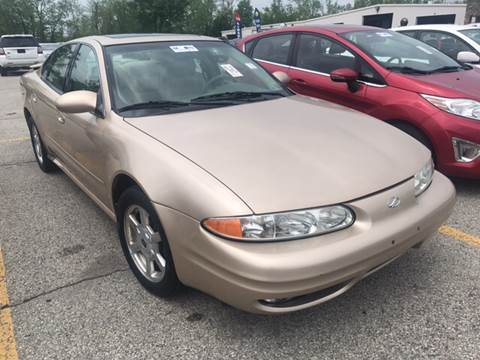 2001 Oldsmobile Alero for sale at Trocci's Auto Sales in West Pittsburg PA
