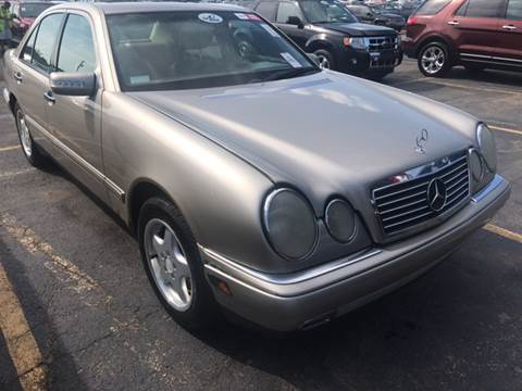 1999 Mercedes-Benz E-Class for sale at Trocci's Auto Sales in West Pittsburg PA