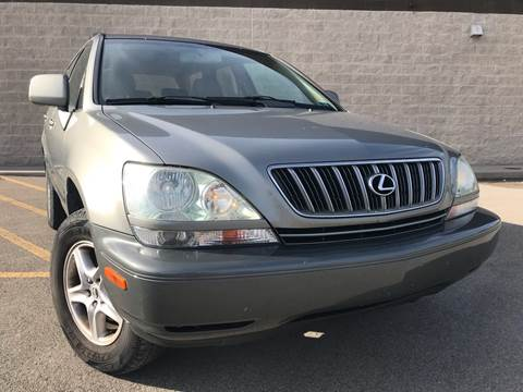 2002 Lexus RX 300 for sale at Trocci's Auto Sales in West Pittsburg PA