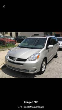 2004 Toyota Sienna for sale at Trocci's Auto Sales in West Pittsburg PA