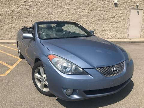 2006 Toyota Camry Solara for sale at Trocci's Auto Sales in West Pittsburg PA