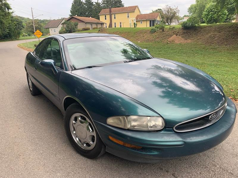 1997 buick riviera supercharged 2dr coupe in west pittsburg pa trocci s auto sales 1997 buick riviera supercharged 2dr
