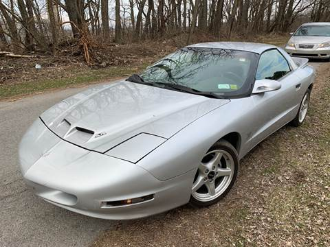 1997 Pontiac Firebird for sale in West Pittsburg, PA
