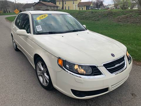 2008 Saab 9-5 for sale in West Pittsburg, PA