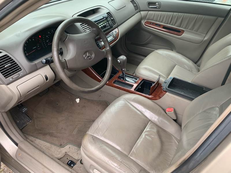 2004 toyota camry xle v6 4dr sedan in west pittsburg pa trocci s auto sales 2004 toyota camry xle v6 4dr sedan in